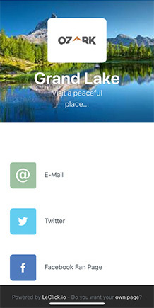 Grand Lake Screenshot on LeClick.io